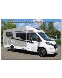 New 2018 Carado T337 Emotion Fiat 2.3L 150 Automatic Low-Profile Motorhome N101201 Just Arrived