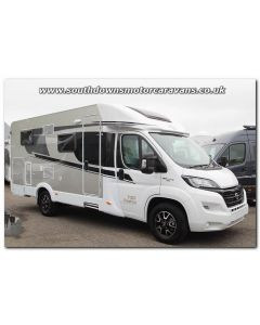 New 2018 Carado T337 Emotion Fiat 2.3L 130 Low-Profile Motorhome N100958 Just Arrived