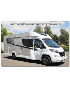 New 2018 Carado T447 Emotion Fiat 2.3L 150 Automatic Low-Profile Motorhome N101211