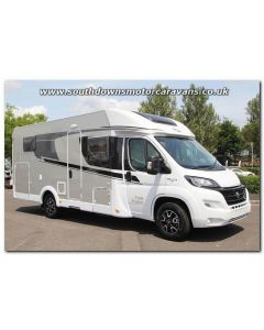 New 2018 Carado T448 Emotion Fiat 2.3L 130 Low-Profile Motorhome N100972