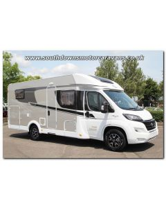 New 2018 Carado T448 Emotion Fiat 2.3L 150 Automatic Low-Profile Motorhome N101299 Just Arrived