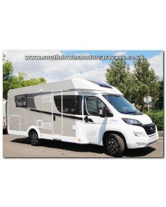 New 2018 Carado T449 Emotion Fiat 2.3L 150 Automatic Low-Profile Motorhome N101260