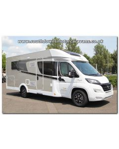 New 2018 Carado T449 Emotion Fiat 2.3L 130 Low-Profile Motorhome N100976 Just Arrived