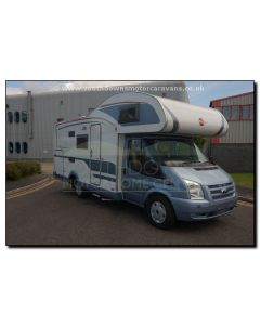 Ex-Demo Burstner Nexxo Family A630G Coachbuilt Motorhome D1694 Now Sold