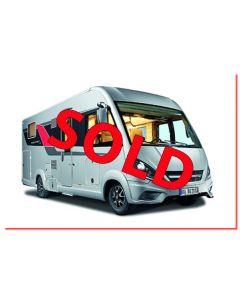 2018 Burstner Elegance I 920G Fiat 180 Automatic Tag-Axle A-Class Motorhome N101192 Due January SOLD