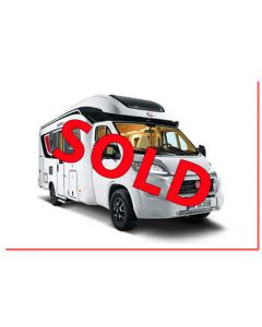 2018 Burstner Ixeo TL 728G Fiat 150 Automatic Low-Profile Motorhome N101161 Due March SOLD