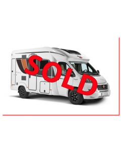2018 Burstner Lyseo Harmony Line TD 728G Fiat 150 Automatic Low-Profile Motorhome N101100 Due February SOLD