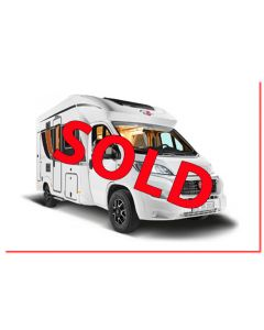 2018 Burstner Lyseo Harmony Line TD 728G Fiat 150 Automatic Low-Profile Motorhome N101097 Due January SOLD