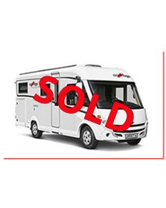 New 2018 Carthago C-Compactline I 143 Super-Lightweight Fiat 2.3L 150 Automatic A-Class Motorhome N101239 SOLD
