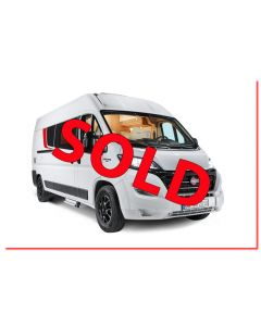 2018 Burstner City Car C600 Fiat 150 Automatic Camper Van N101204 Now Sold