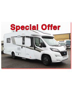 New 2017 Knaus Sun Ti 700MX Platinum Fiat 2.3L 130 Low-Profile Motorhome N100743 *On Sale*