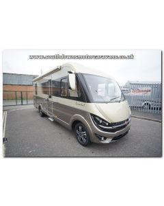 New 2019 Burstner Ixeo I 746 Fiat 180 Automatic A-Class Motorhome N101514 - LIMITED EDITION