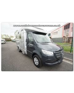 New 2019 Hymer B-Class MC T 580 Edition 1 Mercedes 416 Automatic Low-Profile Motorhome N101386