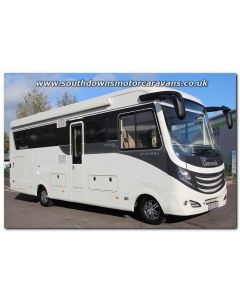 Used 2017 Concorde Charisma 850L Iveco Daily 70C21 Automatic A-Class Motorhome U201264 Just Arrived