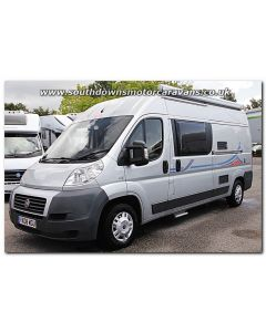 Used Adria Twin 600SP Fiat Ducato 120 Van Conversion Motorhome U201202 Now Sold