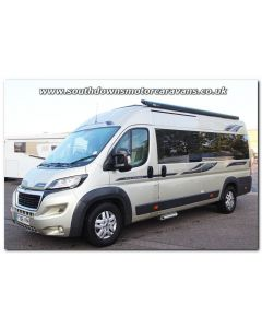 Used Auto-Sleeper Kingham Peugeot 2.2L Van Conversion Motorhome U201223
