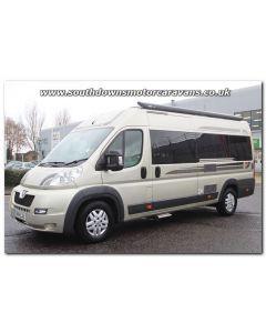 Used Auto-Sleeper Warwick XL Peugeot 2.2L 130 Van Conversion Motorhome U201481 SOLD