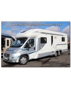 Used Auto-Trail Frontier Comanche Fiat 3.0L 180 Automatic Tag Axle Lo-Line Motorhome U201327 Just Arrived