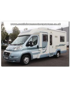 Used Auto-Trail Excel 670B Fiat 2.2L 100 Low-Profile Motorhome U201431