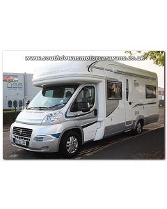 Used Auto-Trail Frontier Cherokee Fiat 2.3L 130 Coachbuilt Motorhome U201231 Just Arrived