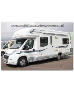 Used Auto-Trail Frontier Scout SE Lo-Line Fiat 3.0L 160 Automatic Coachbuilt Motorhome U201203 Now Sold