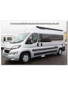 Used Autocruise Accent Peugeot 2.2L 130 Van Conversion Motorhome U201472 Sold