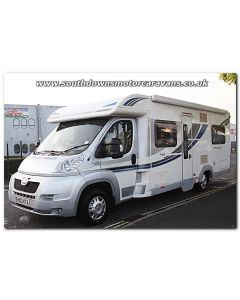 Used Bailey Approach 740SE Peugeot Boxer 2.2L HDI 130 Low-Profile Motorhome U201227 Just Arrived