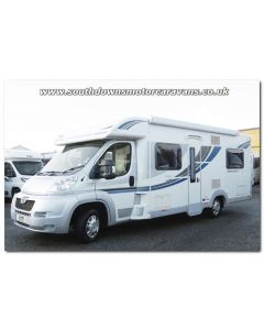 Used Bailey Approach 740SE Peugeot Boxer 2.2L HDI 130 Low-Profile Motorhome U201464
