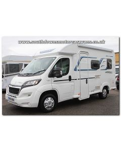 Used Bailey Approach Advance 615 Peugeot 2.2L 130P Low-Profile Motorhome U201164