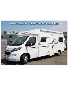 Used Bailey Approach Advance 665 Peugeot 2.2L 130 Low-Profile Motorhome U201364 Just Arrived