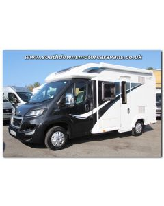 Used Bailey Approach Autograph 540 Peugeot 2.2L 130 Low-Profile Motorhome U201426