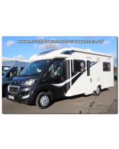 Used Bailey Approach Autograph 740 Peugeot 2.2L Low-Profile Motorhome U201296 Just Arrived