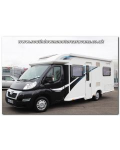 Used Bailey Approach Autograph 745 Peugeot 2.2L 130 Low-Profile Motorhome U201329