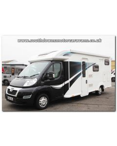 Used Bailey Approach Autograph 750 Peugeot Boxer 2.2L HDI 130 Low-Profile Motorhome U201479 Sold