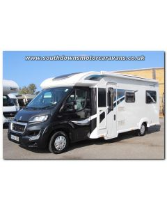 Used Bailey Approach Autograph 765 Peugeot 2.2L 130 Low-Profile Motorhome U201407