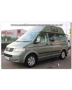 Used Bilbos Celex Hi-Top VW T30 2.5L 130 TDI SWB Van Conversion Motorhome U201254