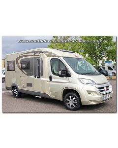 Used Burstner Brevio t645 Fiat 2.3L 130 Low-Profile Motorhome U201234