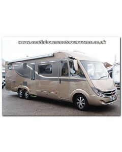 Used Burstner Elegance i810G Fiat 3.0L 180 Automatic Tag-Axle A-Class Motorhome U201286 Just Arrived