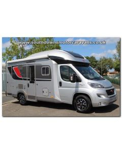 Used Burstner Ixeo it 640 Fiat 2.3L 150 Automatic Low-Profile Motorhome U201371