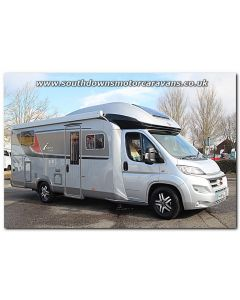 Used Burstner Ixeo it728G Fiat 2.3L 150 Automatic Low-Profile Motorhome U201337 Just Arrived