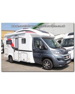 Used Burstner Ixeo Time it586 Sovereign Fiat 2.3L 130 Low-Profile Motorhome U201383