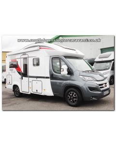 Used Burstner Ixeo Time it586 Sovereign Fiat 2.3L 130 Low-Profile Motorhome U201414