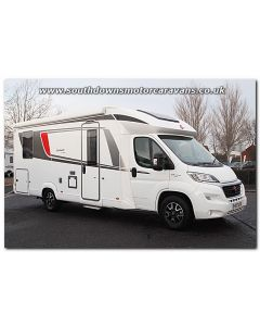 Used Burstner Lyseo T744 Fiat 2.3L 150 Automatic Low Profile Motorhome U201299 Just Arrived
