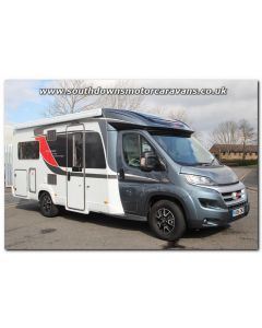 Used Burstner Nexxo t 660 Sovereign Fiat 2.3L 150 Automatic Low-Profile Motorhome U201333 Just Arrived