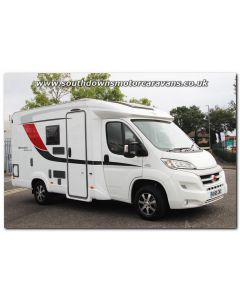 Used Burstner Nexxo Time T569 Fiat 2.3L 130 Low-Profile Motorhome U201402 Just Arrived