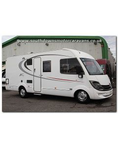 Used Burstner Viseo i696 Fiat 2.3L A-Class Motorhome U201251 Just Arrived