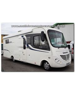 Used Concorde Credo Passion 833M Iveco 3.0L Automatic A-Class Motorhome U201236 Sold