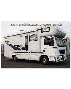 Used Concorde Cruiser 840HR MAN TGL 8.220 Automatic Coachbuilt Motorhome U201294 Just Arrived