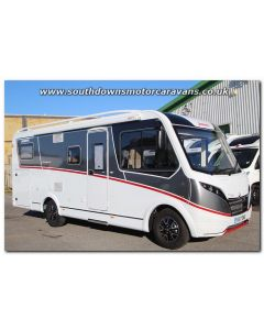 Used Dethleffs Globebus GT16 Fiat Ducato Automatic A-Class Motorhome U201270