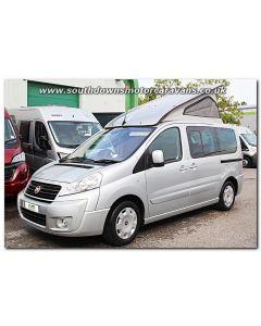 Used Fiat Scudo Panor 2.0L 120 Camper Motorhome U201239 Now Sold